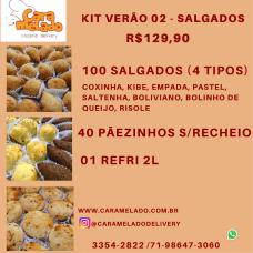 KIT VERÃO 02 - Salgados