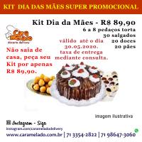 KIT DIA DAS MÃES SUPER PROMOCIONAL