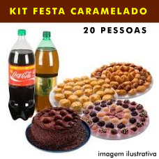 KIT FESTA 20 PESSOAS