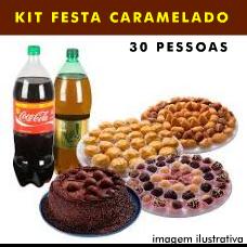 KIT FESTA 30 PESSOAS