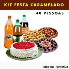 KIT FESTA 40 PESSOAS