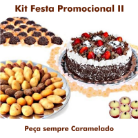 PROMOÇÃO DO MÊS - Kit Festa II