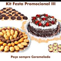 PROMOÇÃO DO MÊS - Kit Festa III
