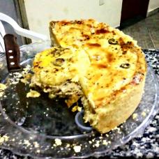 TORTAS SALGADAS DE CAMARÃO